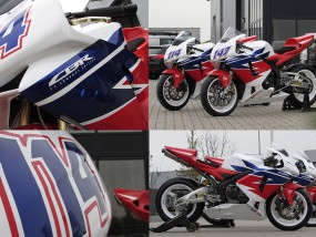 Honda CBR tt legends iom