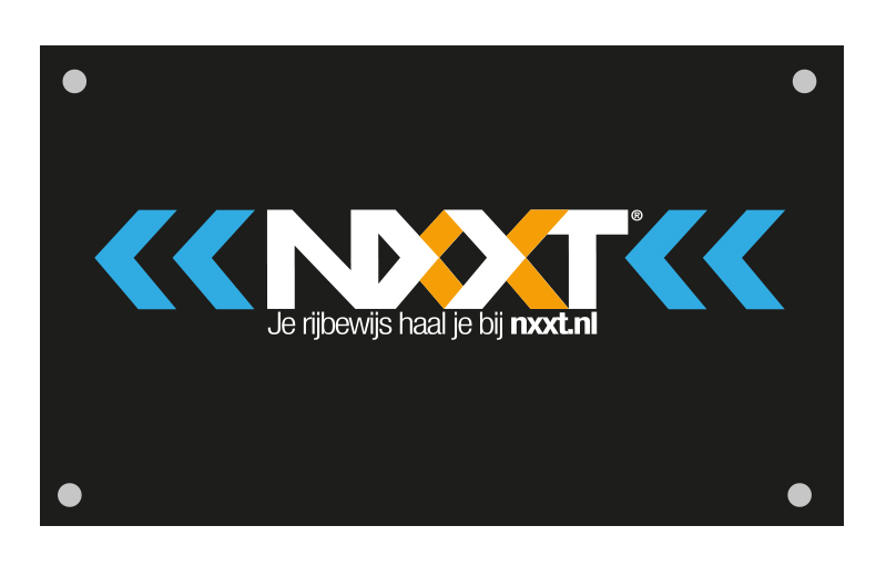 NXXT bord 30 x 60cm | D-SIGN